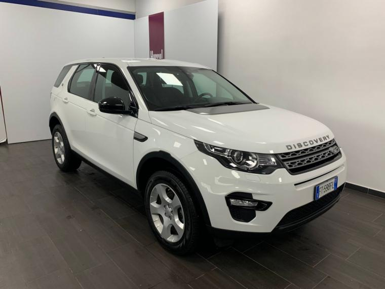 Land Rover Discovery Sport 2.0 eD4 150 CV 2WD Pure 2018 2