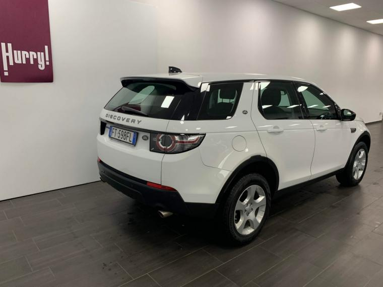 Land Rover Discovery Sport 2.0 eD4 150 CV 2WD Pure 2018 4