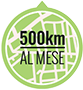 500 km